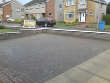 paving Dumfries